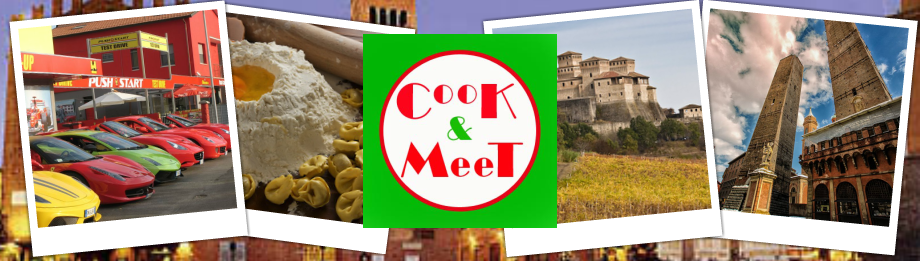 SLOW FOOD & FAST CARS - Learn to COOK & MEET new